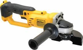 dewalt cordless grinder. dewalt 20v max li-ion 4-1/2inches crdls cut off tool dcg412b dewalt cordless grinder