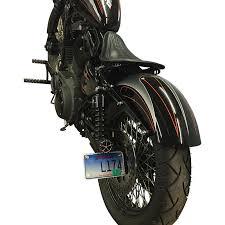 sportster 04 up xl custom bobber chopper rear fender conversion