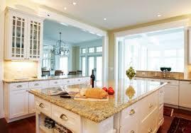 kitchen cabinets with granite countertops: white kitchen cabinets with brown granite countertops furniture info