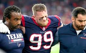 Find out all of the player trades, signings and free agency information at fox sports. J J Watt Injury Sad To See Coachella Valley Weekly