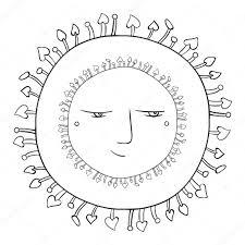 Elemento Decorativo Illustrazione Vettoriale Per La Stampa Disegni