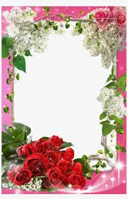 Paper With Flower Border Page Borders Borders And Frames Borders For Paper