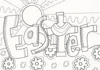 Religious Easter Coloring Pages For Adults With Zabelyesayan Com