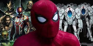 Villain Are Spider-Slayers ...