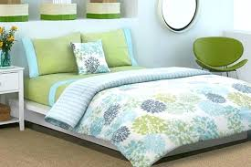 lime green bed sheets sage green bedspread twin comforter bed set fl with light blue bedding