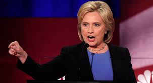 Image result for Hillary clinton angry