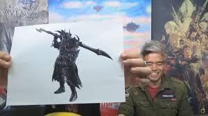 Final Fantasy XIV Stormblood Live Letter 35 Dark Knight AF