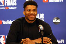Giannis Antetokounmpo relishes chance to win NBA title with Bucks