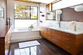 mid century modern bathroom tile. Mid Century Modern Bathroom Tile White Ceramic Sitting Flushing Water Round Soaking Bathtub Lovable