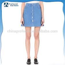 Denim Skirt Pattern
