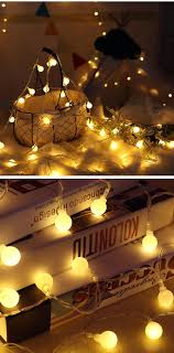 Fairy Lights Taobao New 1 5m 3m 6m Fairy Garland Led Ball String Lights Waterproof For Christmas Tree Light Wedding Home Indoor Decoration Battery Powered String Lights