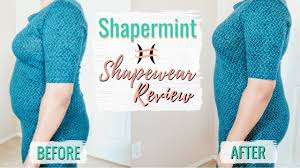 Shapermint Size Chart Shapermint Review Does This Shapewear Really Work Dandvs Family