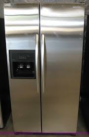 beautiful kitchenaid counter depth refrigerator side by choosed for 5047