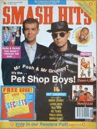 Smash Hits Articles Interviews And Reviews From Rocks