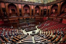 Risultati immagini per immagine aula parlamentare