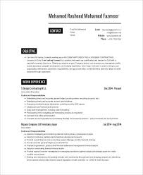 40 Printable Accountant Resume Templates PDF DOC Free Best Company Resume