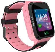 Купить <b>JET KID</b> CONNECT pink в Москве: цена <b>умных часов</b> JET ...