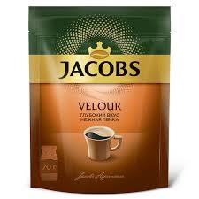 Купить <b>кофе растворимый Jacobs velour</b> 70 г, цены в Москве на ...