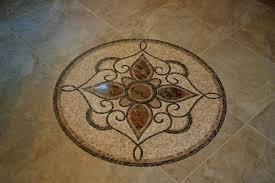 mediterranean tile flooring tile floor medallion by