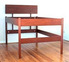 high platform bed frame queen – sewatenda.info
