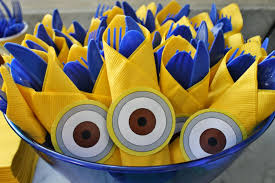 Minion Birthday Party Fab Everyday Because Everyday Life Should Be Fabulous Www