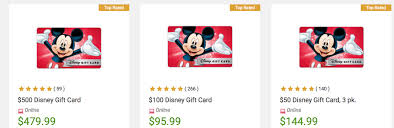 7 ways to get s on disney gift cards