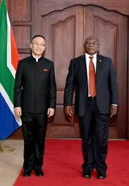 Friday, may 14, 2021 kingston, jamaica — minister of culture, gender, entertainment and sport, olivia grange, has announced that prime minister, andrew holness, and the president of the republic of. Ambassador Chen Xiaodong Presents Letter Of Credence To President Ramaphosa