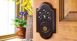 keypad front door lockKeypad Entry