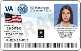 Health Identification Guards Veterans - Companies Card Security
