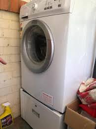 electrolux ewf12753. electrolux 7.5kg front loading washing machine ewf12753 m