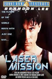 Laser Mission'. (1990 Martial Arts Film Starring Brandon Lee Ernest Bo -  Just4Games