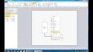 microsoft visio for process diagrams   youtubemicrosoft visio for process diagrams