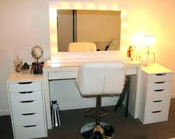 mirror with lights around it mirror lights up makeup light bulb vanity with medium size of