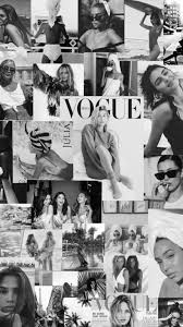 Vogue Aesthetic Wallpapers Collage ...