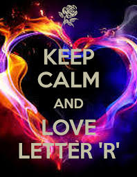 Love Letters Gorgeous KEEP CALM AND LOVE LETTER 'R' Poster Rviadndehsispa Keep Calmo