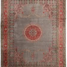 antique turkish 11 14 wool oriental rug 7481