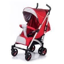 <b>Коляска прогулочная Babyhit RAINBOW</b> XT красный — купить в ...