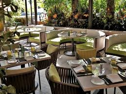 outdoor patio furniture of culina modern italian restaurant los regarding amazing as well as for