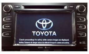 Toyota Highlander Entune Non JBL OEM Navigation Radio 86100 0E250 ...