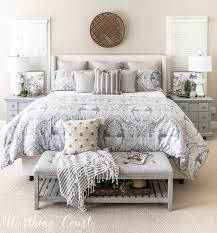 master bedroom makeover progress report