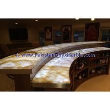 backlit onyx countertops stan backlit onyx countertops