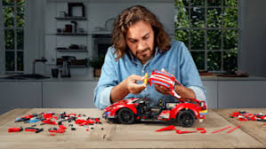 You pays your money and you takes your choice. Lego Technic Ferrari 488 Gte Af Corse Kit Announced Autoblog