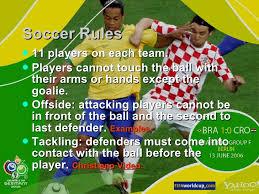 Soccer Presentation