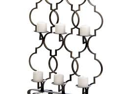 large moroccan fireplace candelabra candle holder screen