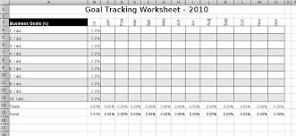 Daily Goal Tracker Goal Tracking Rome Fontanacountryinn Com