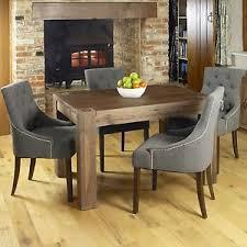 image is loading strathmore walnut dark wood modern furniture dining table