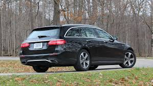 There is a new front. 2020 Mercedes Benz E 450 Wagon Review Utility Handling Luxury Autoblog