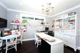 home office craft room ideas.  Craft Office Craft Room Art And Ideas Home Contemporary On  Makeov With R
