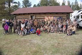 2018 Marvin Robbins Youth Turkey Camp – National Wild Turkey Federation  Arizona