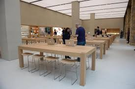 First look round Glasgow's revamped Apple Store | Glasgow Times